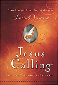 This image has an empty alt attribute; its file name is Jesus-Calling-1-205x300.jpg